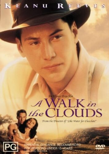1 of 1 - A Walk In The Clouds (DVD, 2004) R4 PAL NEW FREE POST