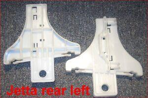 VW Passat Window Regulator Repair Clip REAR LEFT WITH PEGS from MI driver side