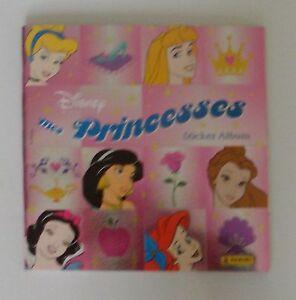 ALBUM-PANINI-DISNEY-MES-PRINCESSES-2006