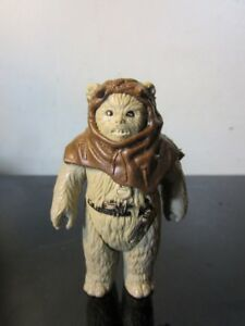 Vintage-Star-Wars-1983-Kenner-Ewok-Chief-Chirpa-ROTJ-Action-Figure