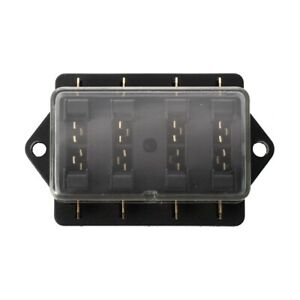 1X-4-compartment-fuse-box-fuse-holder-fur-Car-Auto-blade-type-fuse-12V-Plas-7W3