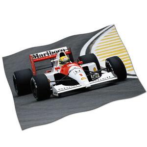 Ayrton-Senna-Flag-Banner-29-034-NEW-Honda-McLaren-Formula-One-F1-GP-Poster