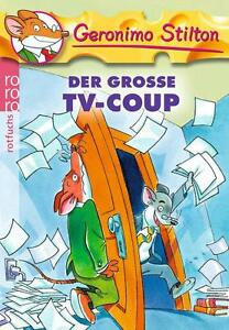 Der große TV-Coup von Geronimo Stilton (2013, Taschenbuch) - Hückelhoven, Deutschland - Der große TV-Coup von Geronimo Stilton (2013, Taschenbuch) - Hückelhoven, Deutschland