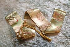 "53"" Elegant Classic silk sword bag for Japanese samurai sword Katana"