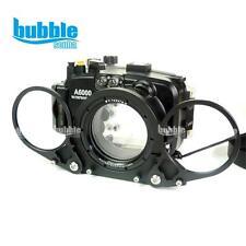Underwater M67 two Wet-Lens adaptor mount for Meikon Underwater case Sony A 6000