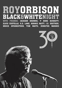 Roy-Orbison-Roy-Orbison-and-Friends-Black-amp-White-Night-New-CD-With-Blu-Ray