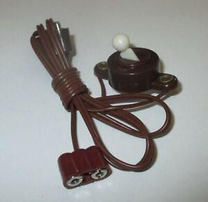 Verlaengerung-mit-Ein-Aus-Schalter-50cm-braun-NEU