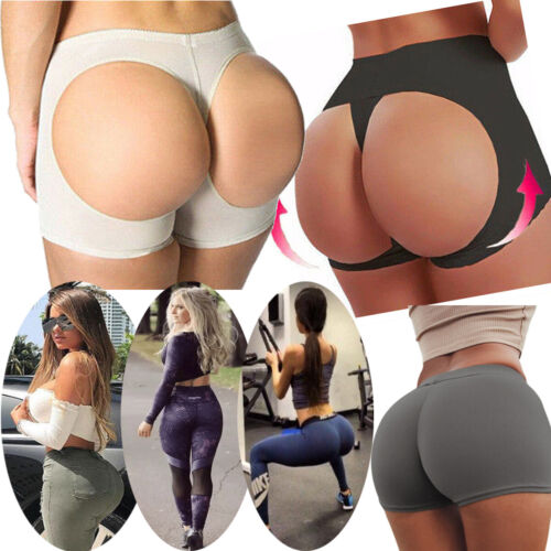 Butt Lifter Shorts Body Shaper Bum Lift Pants Buttocks Enhancer Shapewear Pants