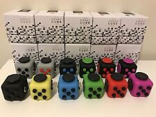 High Quality Fidget Cube Anxiety Stress Relief Better Focus Autism ADHD Toy