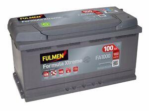Batterie Fulmen FA1000 12v 100ah 900A Kalzium Kalzium ohne Wartung
