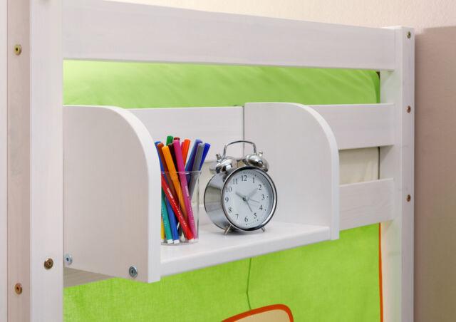 Etagenbett Pingulina : Pingulina etagenbett kiefer massiv weiß classic ebay