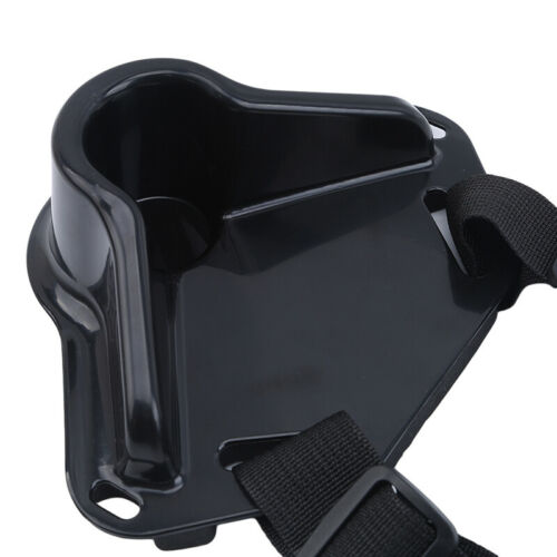 Sport Waist Belt Fishing Rod Bracket Lightweight Harness Adjustable Tackle N3