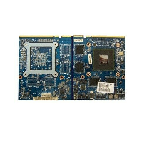 NVIDIA Quadro NVS 320M NB8P-NVS2 256MB MXM III HE GPU Video Card G84-710-A2