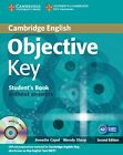 Objective Key. For Schools Pack without answers (Student's Book with CD-ROM and Schools Practice Test Booklet) von Annette Capel und Wendy Sharp (2013, Kunststoffeinband)