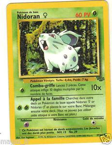 Pokemon-n-57-64-NIDORAN-60PV-A1427