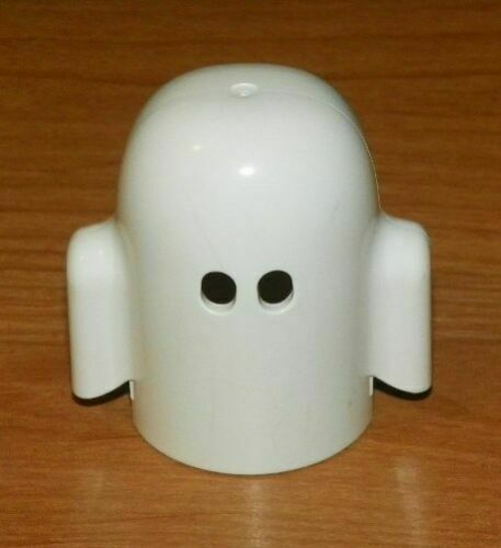 LEGO - Duplo Figure Wear - Ghost Shroud - White White White - VERY RARE d7b46f