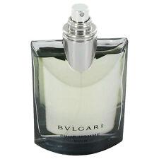 BVLGARI Pour Homme Soir Tster 3.4/3.3 oz eau de toilette Men's Spray New No Box