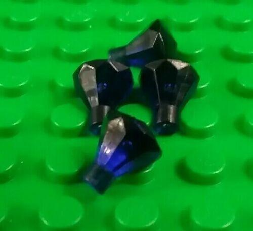 *NEW* Lego Purple Gems Jewels Rare Gems Diamonds for Figs 4 pieces