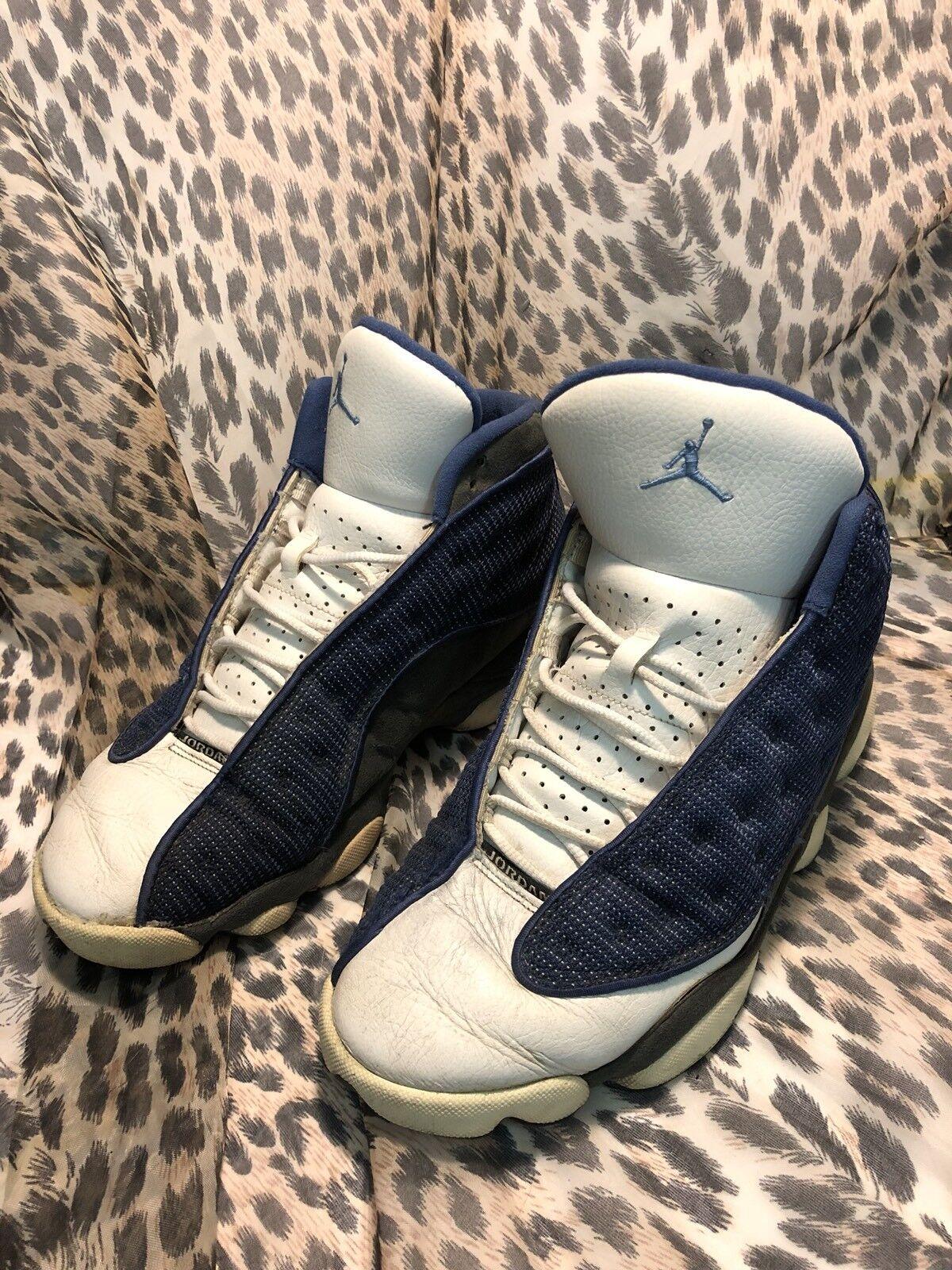 Nike Air Jordan 13 XIII Retro French Blue 310004-441 Sz 8 2004
