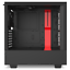 NZXT-H510i-Mid-Tower-Gaming-Case-Red-USB-3-0 thumbnail 8