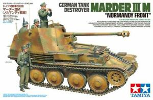 Tamiya-35364-1-35-Model-Tank-Kit-WWII-German-Marder-III-Ausf-M-Normandy-Front