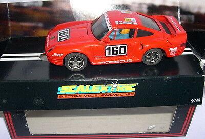 Sweet-Tempered Scalextric C449 Porsche 959 #160 Metge-stimmzettel-lena Mb Pure Whiteness Elektrisches Spielzeug