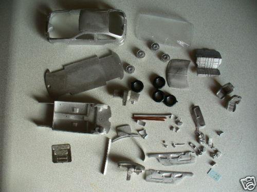 MG ZR 160 3 Door kit by K & R Replicas 1 43rd scale