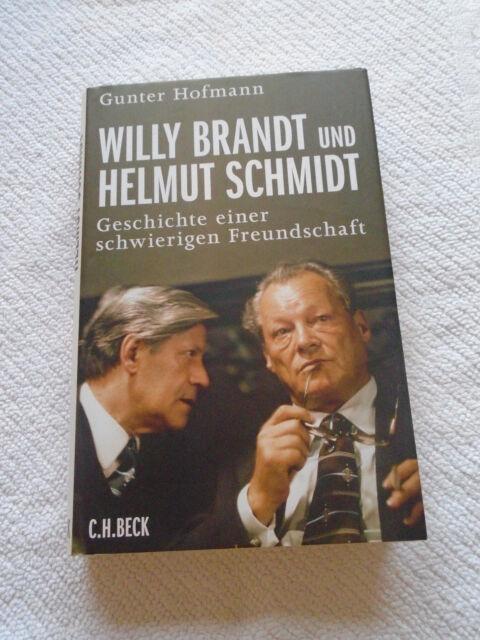 Willy Brandt und Helmut Schmidt - Geschichten einer Freundschaft -