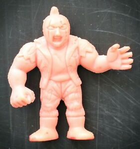 M-U-S-C-L-E-MUSCLE-MEN-198-Kinnikuman-1985-Mattel-RARE-Vintage-Flesh-Color-Toy