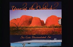 2002-UNC-Coin-SET-Australia-uncirculated