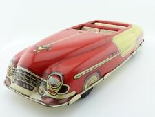 Blechspielzeug Höfler H-136 Cabrio Friktion, tintoy, penny toy, 50'er, 28 cm