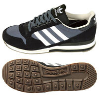 Adidas Men's Originals Zx 500 Og Running Shoes Black / Gray B24827
