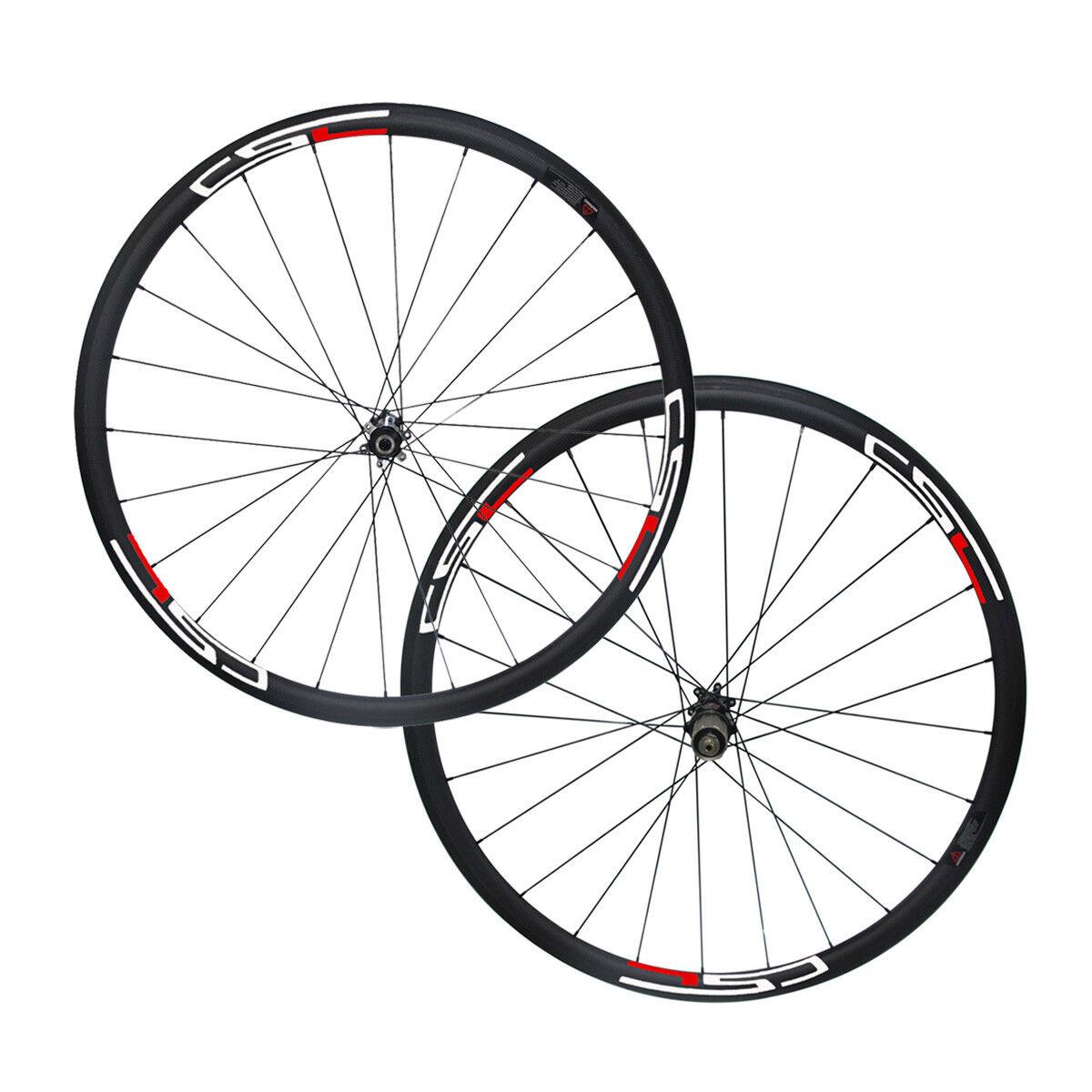 Super Light Disc Brake 38mm Carbon Cyclocross Bike Wheelset  D411SB D412SB Hub  cheaper prices