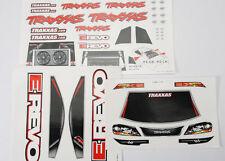 5613 Adesivi E-REVO TRAXXAS