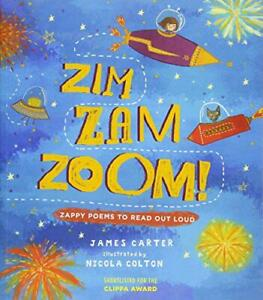 Zim-Zam-Zoom-by-Carter-James-NEW-Book-FREE-amp-FAST-Delivery-Paperback
