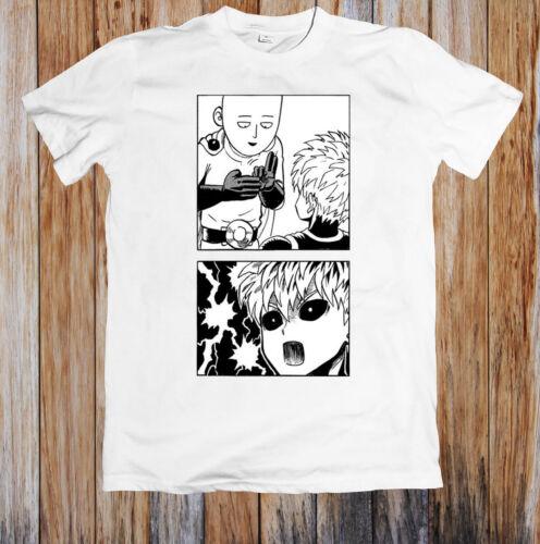 One Punch Man Saitama And Genos Unisex T Shirt