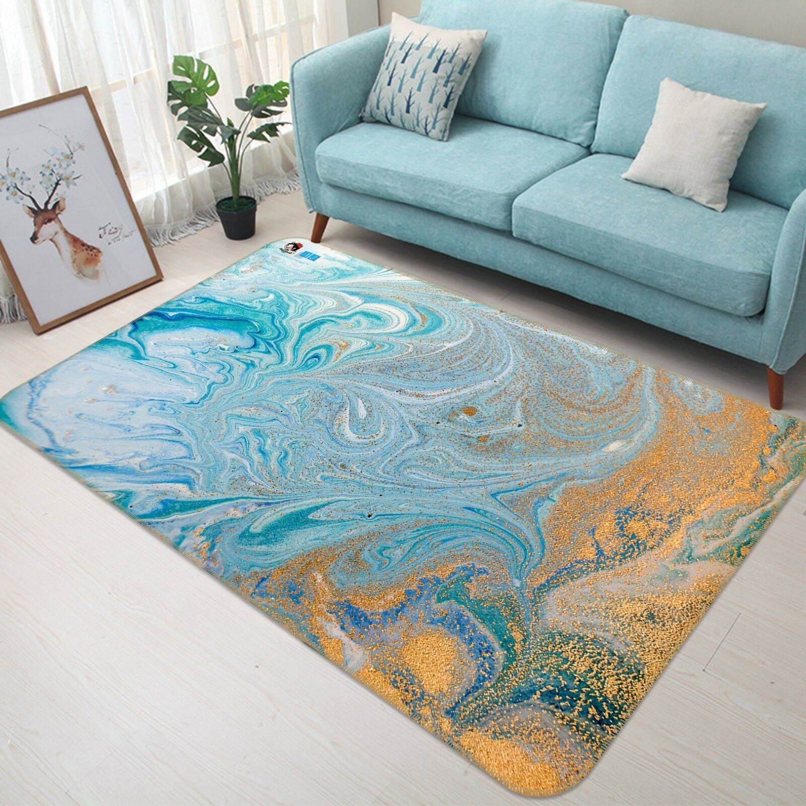 3D Pretty Texture 6 Non Slip Rug Mat Mat Mat Room Mat Quality Elegant Photo Carpet AU 5234ef