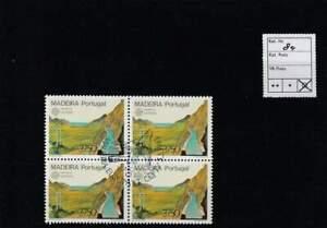 Europa Cept gestempeld block 1983 used - Portugal Madeira 84 (213)