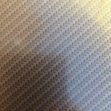 Wassertransferdruck Folie Gold Carbon - 100cm breit