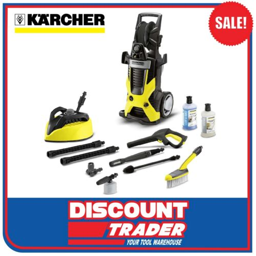 Karcher High Pressure Cleaner 2300PSI K 6 Premium Home & Car Deluxe 1.167603.0