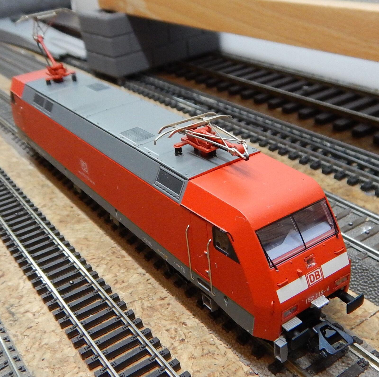 TRIX H0 22398 Locomotive électrique BR 152 db ep.6 digitalschnittstelle