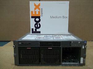 HP-Proliant-DL580-G2-Server-4x1-6GHz-Xeon-CPUs-2GB-Dual-Power-Supplies