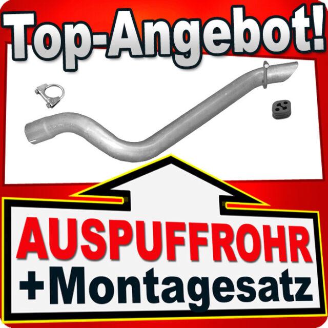 MERCEDES VITO Auspuff Auspuffanlage+ 639 2.2 88//109//150PS 2003