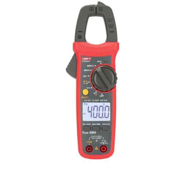 UNI-T UT203 Digital Handheld Clamp Multimeter Tester Meter DMM Amp CE AC DC Volt