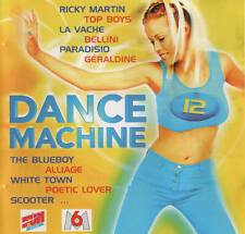 DANCE MACHINE - VARIOUS ARTISTS - CD