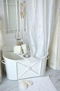 Das Bild Wird Geladen Duschvorhang Weiss 178 X 182 Bad Dusche Vorhang