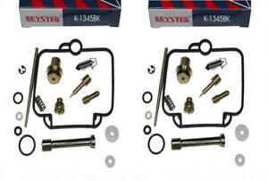 2x-VERGASER-REPARATUR-SATZ-BMW-F650-Mikuni-BST33-Carburetor-repair-kit