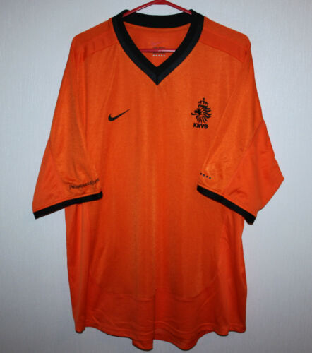 Netherlands Holland National m home shirt 0002 Nike