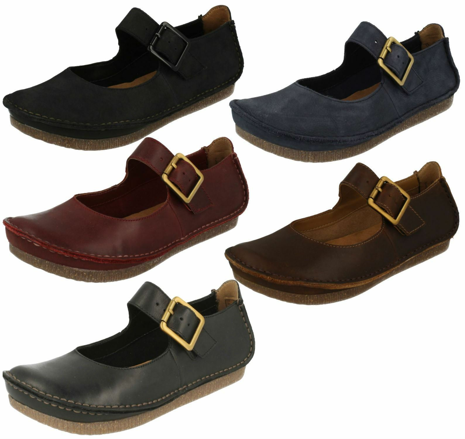 4ce7cc666ff49e mesdames mesdames mesdames clarks mary jane flats style janey juin |  Attrayant Et Durable a8d184