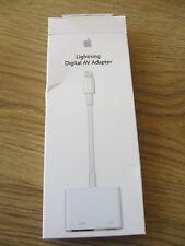 Genuine Apple Lightning Digital AV Adaptador HDMI-Nunca Usado